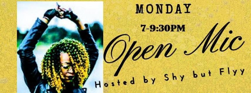 Monday Night Open Mic