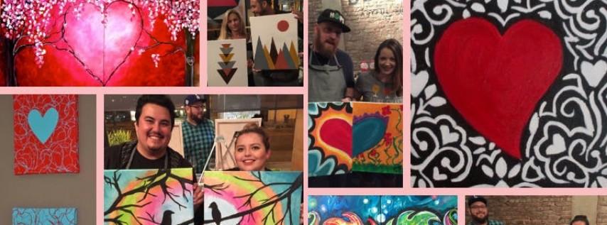 Paint & Pint at Beachwood Blendery