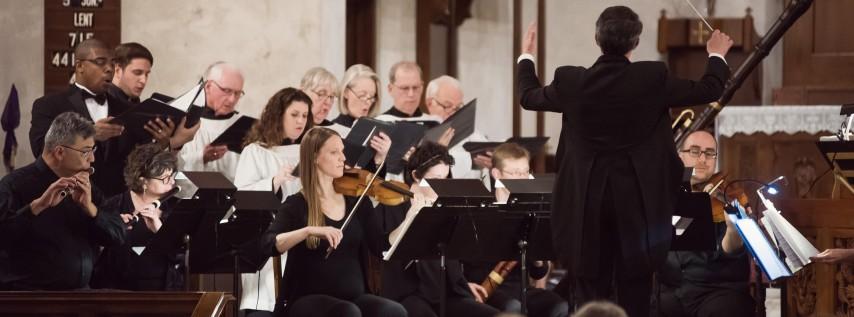 Choir of St. Paul's 2018-19 Concerts