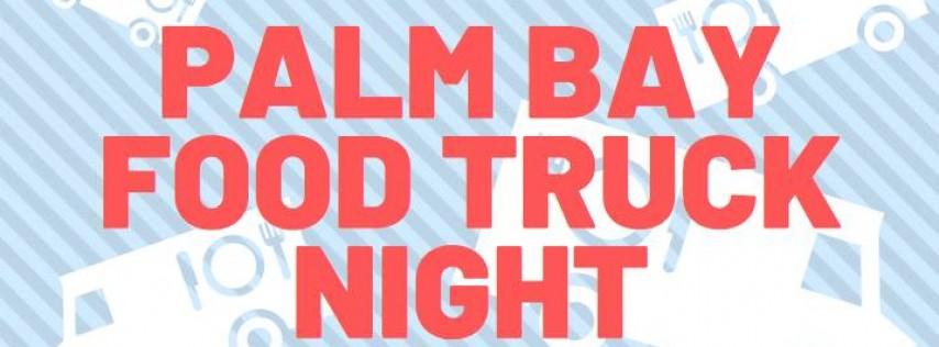 Palm Bay Food Truck Night