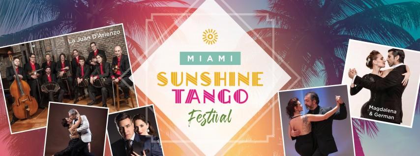 Miami Sunshine Tango Festival