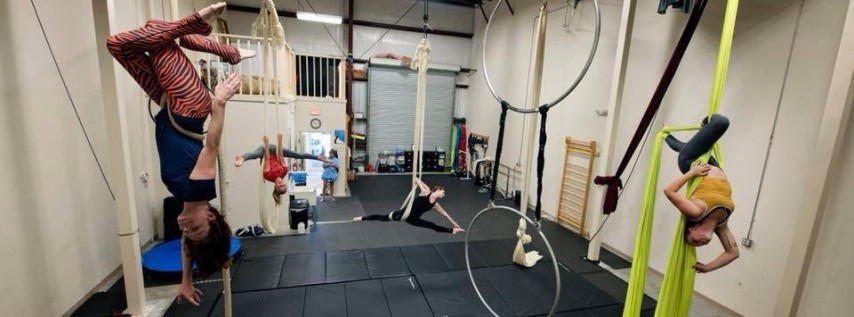 Try Aerial Arts! Free Event