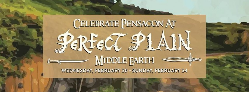 Pensacon 2019: Middle Earth at Perfect Plain Brewing Co.!