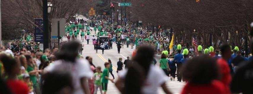 2019 Atlanta St. Patrick's Parade