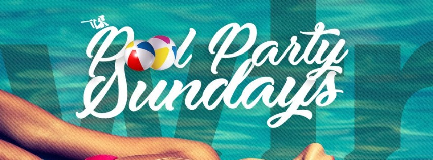2019 Sunday Pool Party Launch with DJ Irie (Miami Heat)