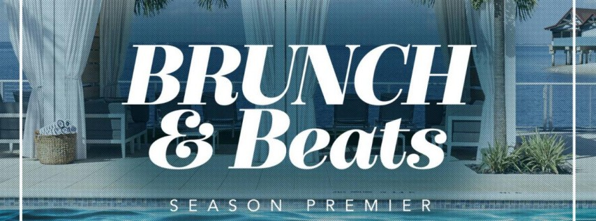 Brunch & Beats Saturday | Pool Side Brunch Party