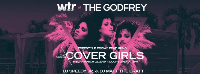 The Cover Girls | Friday 03.22.19