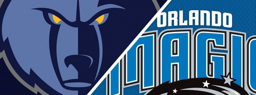 Orlando Magic vs. Memphis Grizzlies