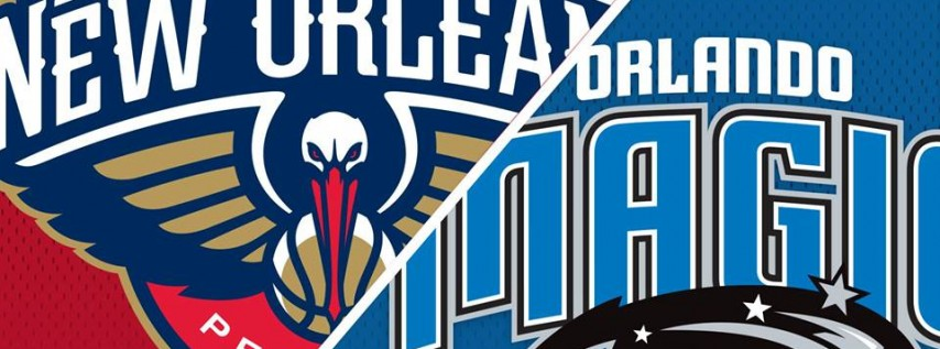 Orlando Magic vs. New Orleans Pelicans