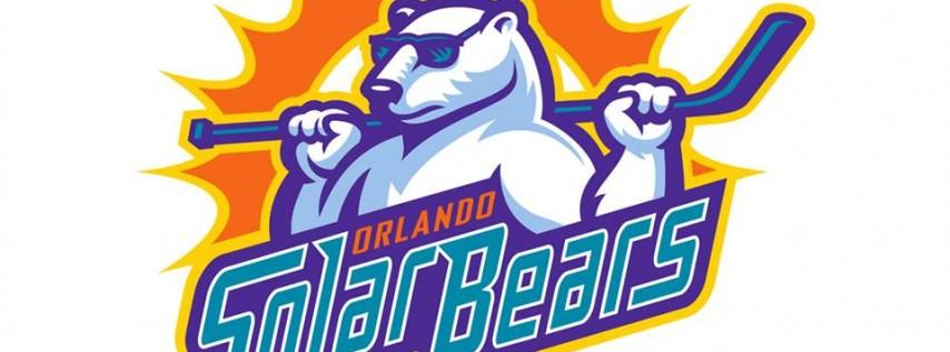 Orlando Solar Bears vs. Atlanta Gladiators