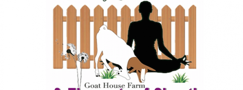 Goat Yoga at Goat House Farm with Elements of Shanti