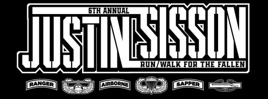 6th Annual Justin Sisson Run/Walk For the Fallen