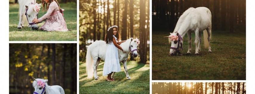 Unicorn Mini Photo Sessions