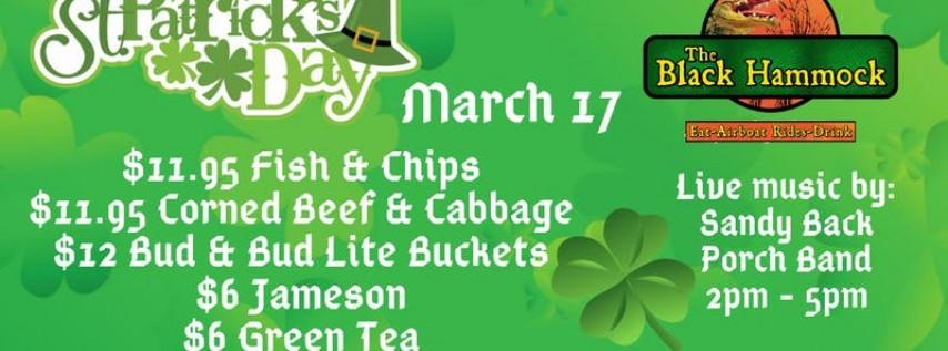 Black Hammock St. Patrick's Day