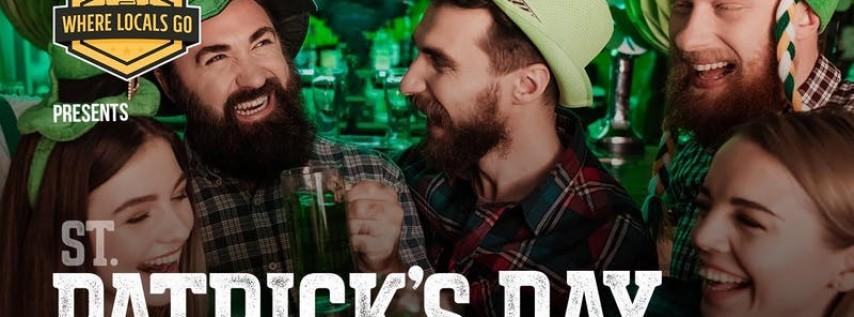 St. Patrick's Day Crawl Orlando