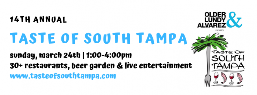 14th Annual Taste of South Tampa