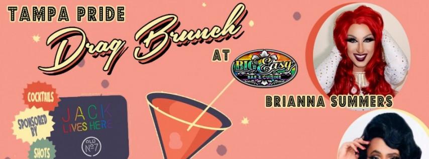 Tampa Pride Drag Brunch