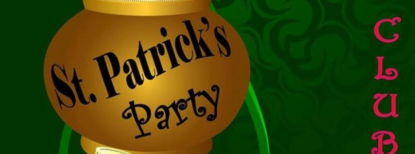 St. Patrick's Party at Bayou