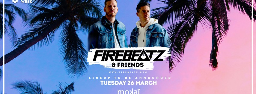 Firebeatz and Friends