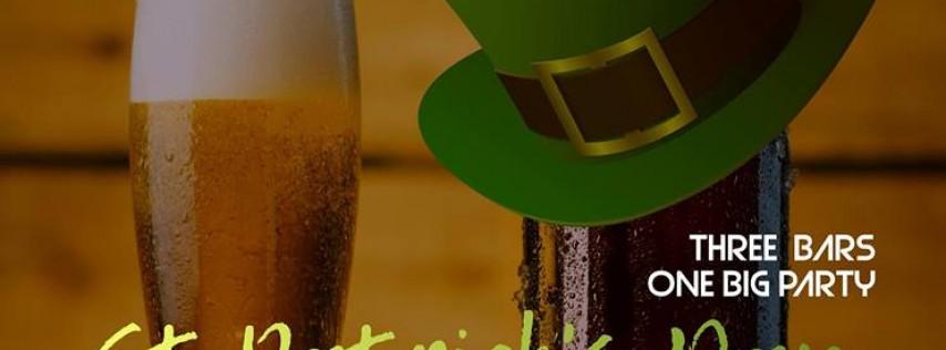 1st Annual St Patrick's Day Branch Bar Crawl