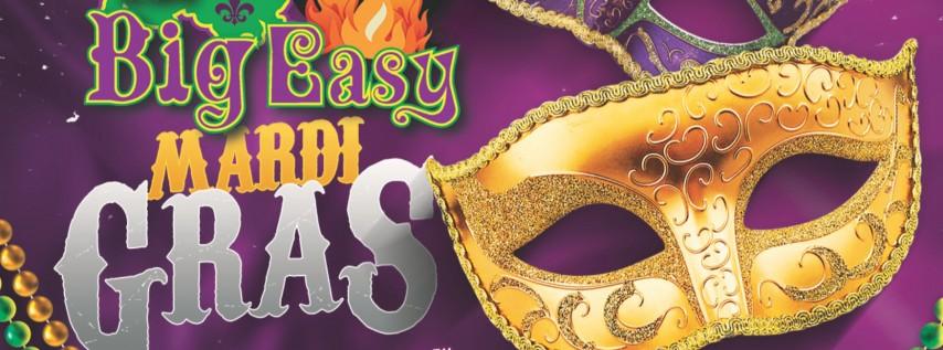 Mardi Gras at The Big Easy