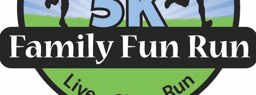Family Fun 5k Run/Walk
