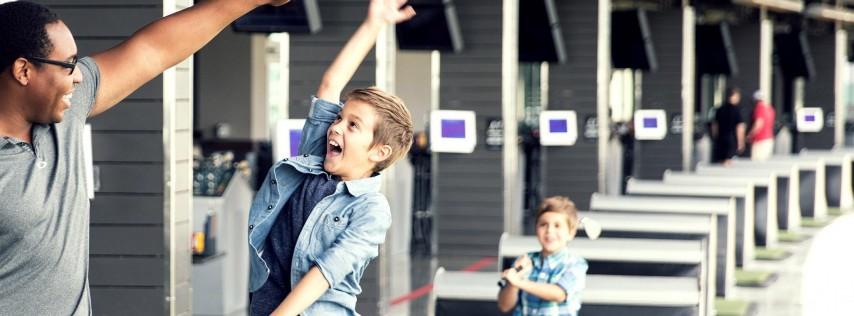 Kids Spring Academy 2019 at Topgolf Orlando