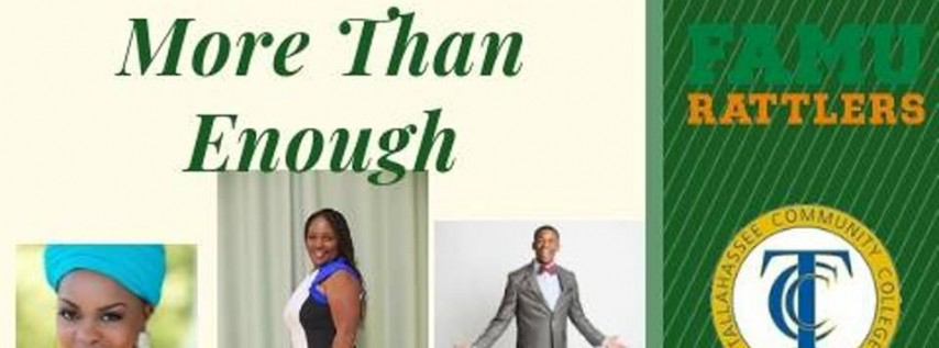 More Than Enough Conference