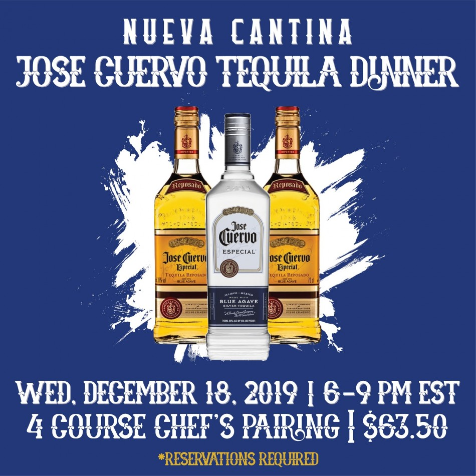 Jose Cuervo Dinner
