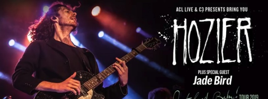 Hozier at ACL Live
