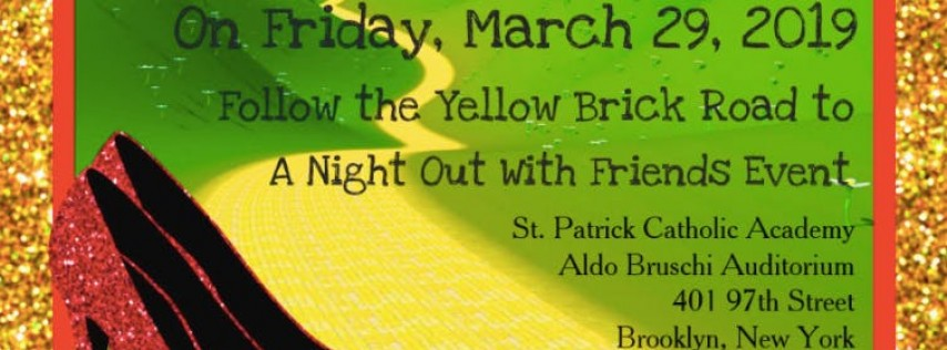 St. Patrick Catholic Academy Night Out With Friends 2019