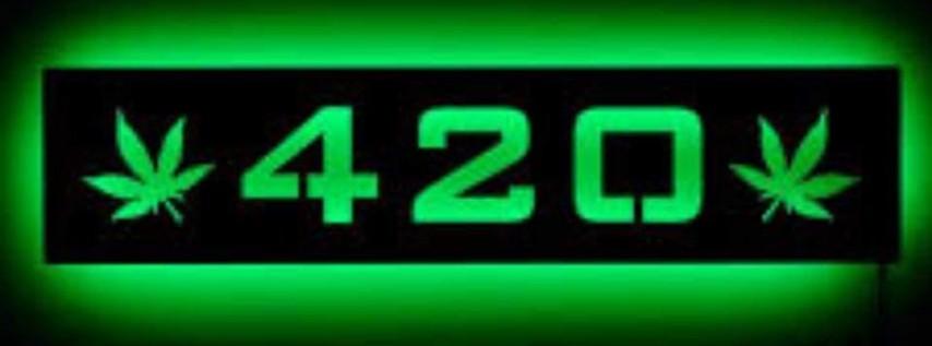 420 At Cuba Libre