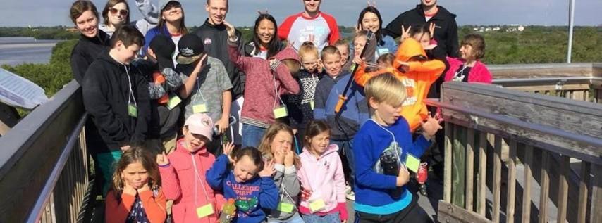 UF/IFAS Going Coastal Spring Break Camp