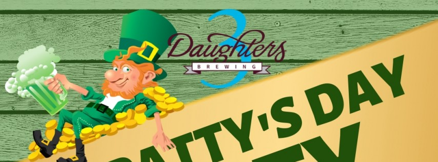 3 Daughters Brewing's St. Patty's Day Party