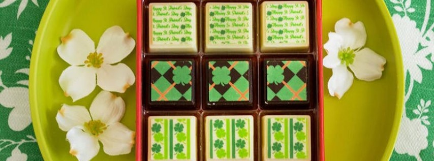 Complimentary St. Patrick's Day Chocolate & Beer Tasting