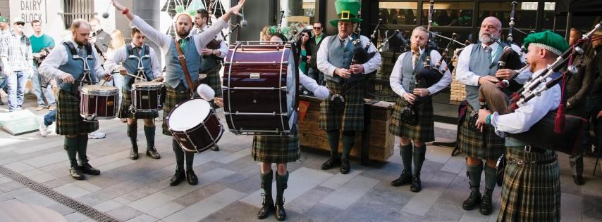 St. Patrick's Day at Poka Lola