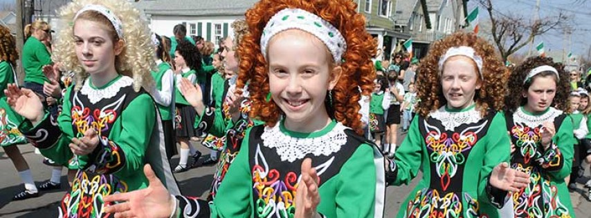 St. Patrick's Day Parade Celebration