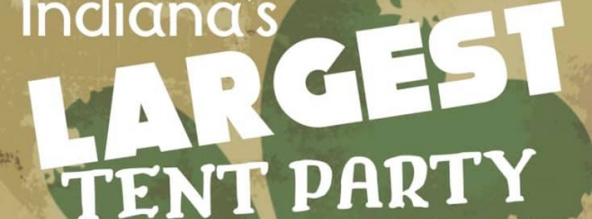 Indiana's Largest St. Patrick's Day Tent Party