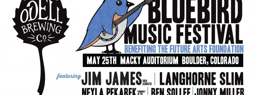 Bluebird Music Festival VIP Package Including Kickoff Concert