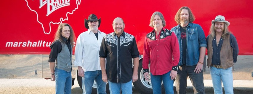 The Marshall Tucker Band Live at The Center