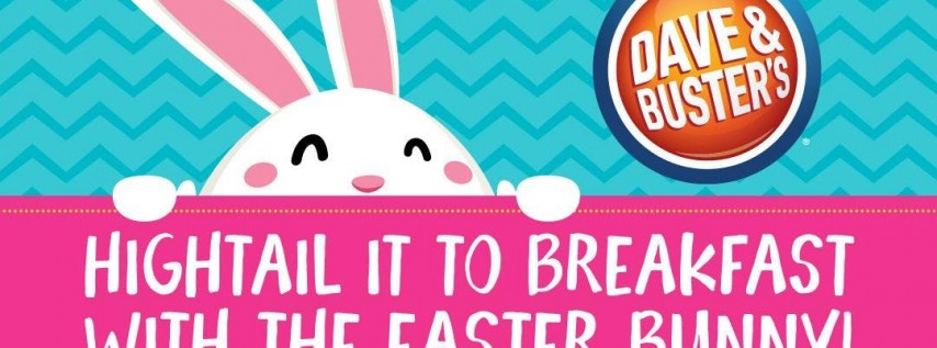 D&B Jacksonville, Florida - Breakfast with the Easter Bunny 2019