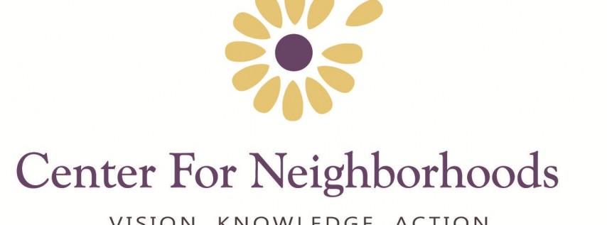 Neighborhood Networking Night