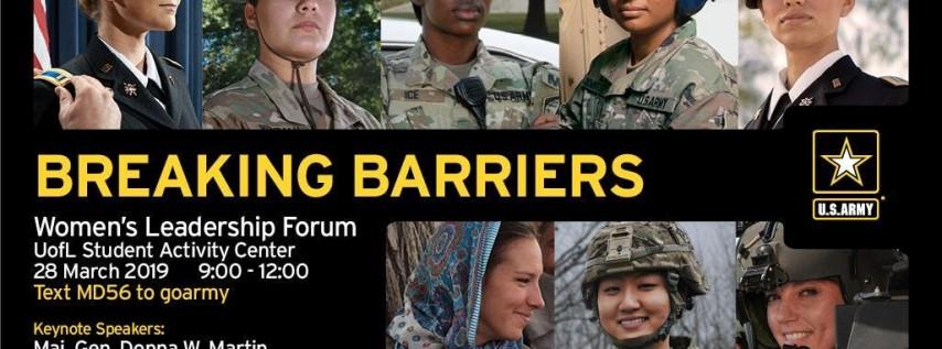 Women's Leadership Forum - University of Louisville