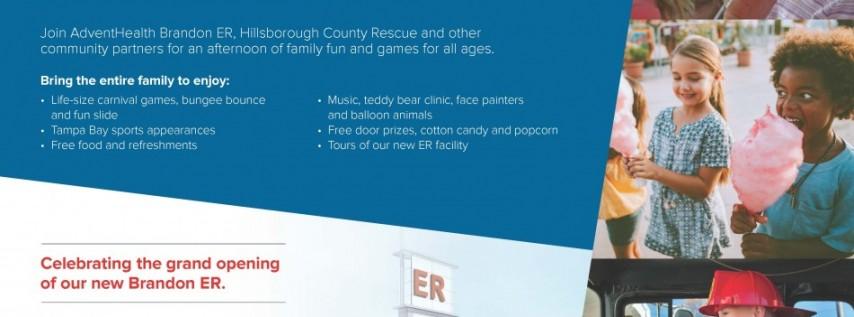 Free Family Community Fair
