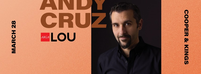 Andy Cruz / House Industries: The Process is the Inspiration Artist talk