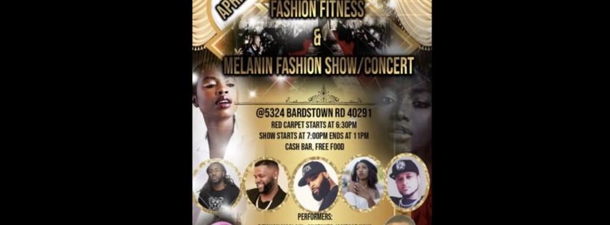 FFM. Fashion Fitness & Melanin Fashon Show & Concert
