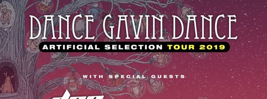 Dance Gavin Dance // Tampa, FL // April 27th