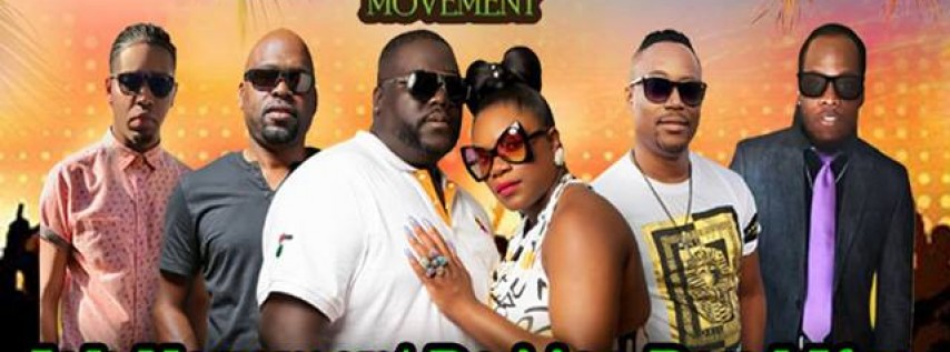Spring Time Reggae Madness: Jah Movement Band Live Downtown St. Pete