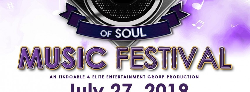 Heavy-Hitters of Soul Music Festival