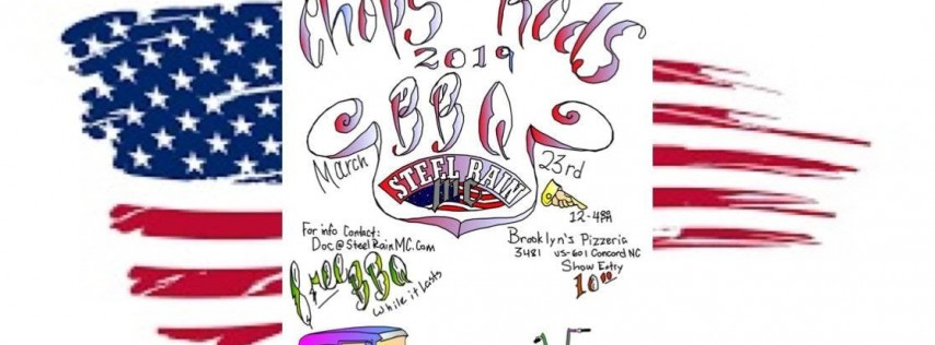 2nd Annual Chops Rods & BBQ